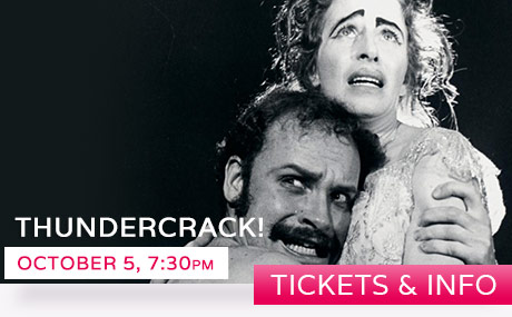 OUTFEST - Thunderstruck! - October 5, 7:30pm - TICKETS & INFO